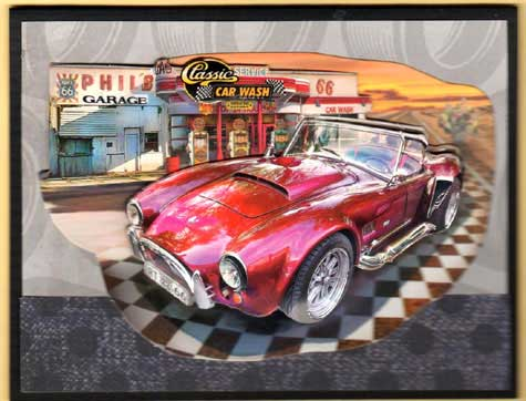 3-D Vintage Cars - Click Image to Close